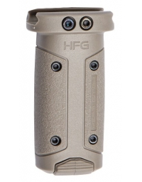 Poignée GRIP Tan HFG pour rail 21mm - HERA ARMS