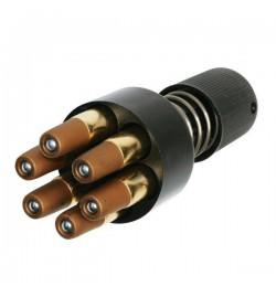 Speedloader + Douilles Dan Wesson 4,5mm