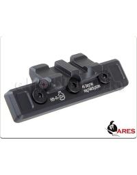 Rail Octarms 45 Degrée pour Keymod- ARES