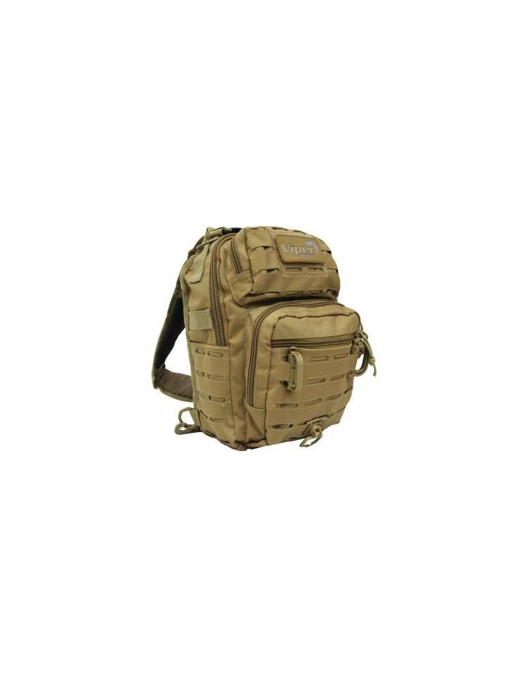 Sac Shoulder Pack Vert- VIPER TACTICAL