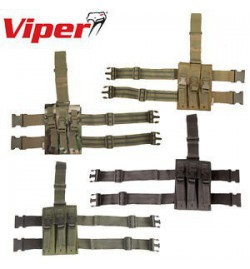 Porte chargeur MP5 Tan VIPER TACTICAL