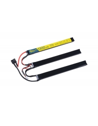 BATTERIE LIPO 11,1V 1300 mah 3 sticks - ELECTRO RIVER