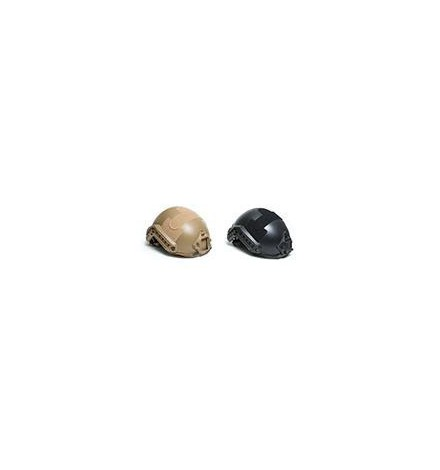 Casque Noir Fast Strike Helmet - ASG