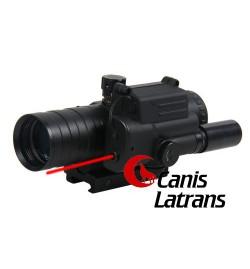 Lunette de visée rouge/vert 1.5-5x32  - CANIS LATRANS