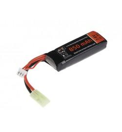 Batterie LiPo 11,1V 850mAh 20C - GFC