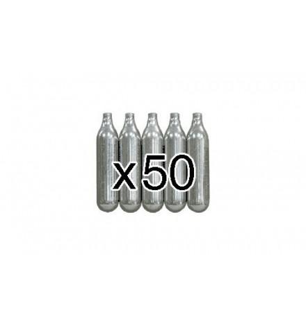 Cartouches Co2 x50