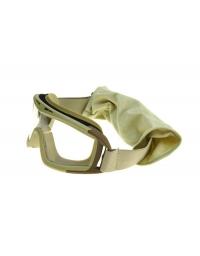 Masque De Protection Tan avec verres de rechange - GFC