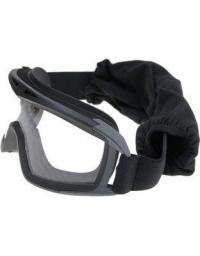 Masque De Protection Noir avec verres de rechange - GFC