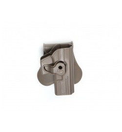 HOLSTER GLOCK GAUCHER TAN - ASG