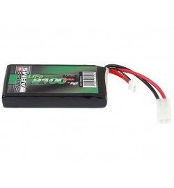 Batterie LIFE 9,9V 1200mAh 20C- SWISS ARMS