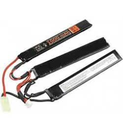 Batterie LIFE 9,9V 2400mAh 20C- SWISS ARMS