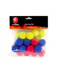 Sachet de 24 ball pour Grenade 40mm foam ball
