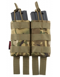 Double Poches chargeurs type M4/M16 Multicam - NUPROL