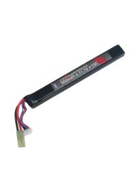 Batterie LIPO 11.1V  900 mAh 15C - ASG