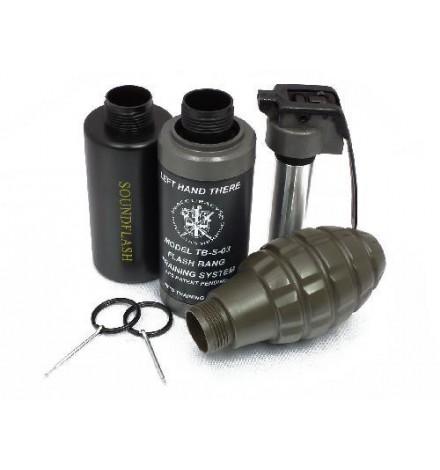 Grenade Gaz 84 Billes - SHS