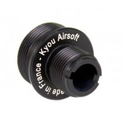Adaptateur de silencieux pour VSR 10 - KYOU