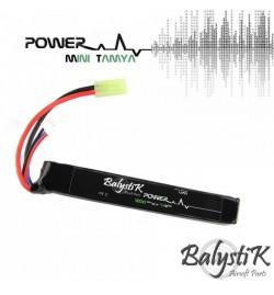 Batterie Lipo 1200mAh 11.1V 20C - BALYSTIK