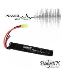 Batterie Lipo 1200mAh 7,4V 20C - BALYSTIK