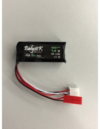 Batterie micro Lipo 300mAh 7,4V 20C - BALYSTIK