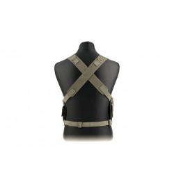 Veste tactique CHEST RIG - GFC
