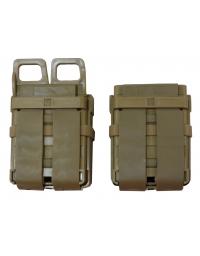 Porte chargeur rigide M4 Tan