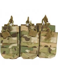 Triple poche Multicam 6 chargeurs M4/M16 - VIPER TACTICAL