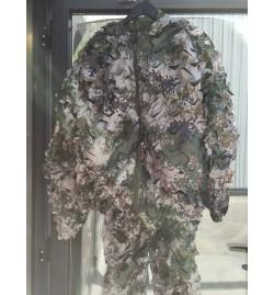 Tenue Ghillie Camouflage Avec Sac De Transport  SNIPER