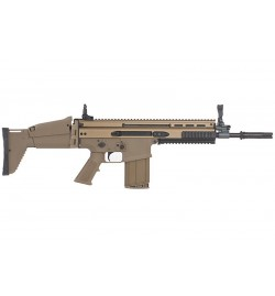 SCAR-L CQC NOIR GAZ/CO2 BLOWBACK - WE