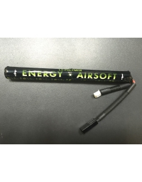 Batterie LiPo 7,4V 1600mAh 25C - ENERGY AIRSOFT