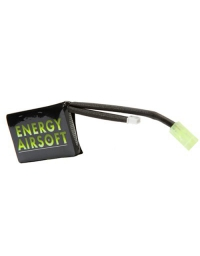 Batterie LiPo 11,1V 1500mAh 20C - ENERGY AIRSOFT
