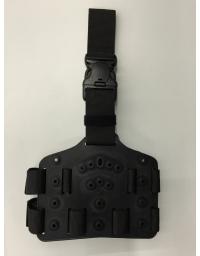 Plaque de cuisse résine balistique - KING COBRA