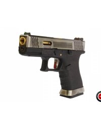 S19 G-FORCE T3 ARGENT/OR/NOIR - WE