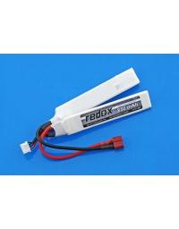 Batterie LiPo 850 mAh 11,1V 20C - REDOX