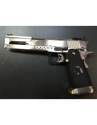 HI-CAPA Dragon silver slide Gaz - AW CUSTOM