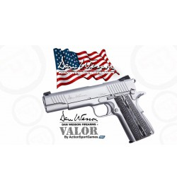 1911 AN WESSON Valor Co2 1,2 joules - ASG