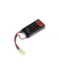 Batterie lipo 7,4 1100mah - GFC