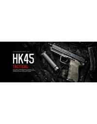 HK45 TACTICAL Gaz Blowback - TOKYO MARUI