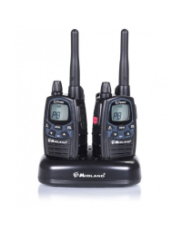 Talkies-Walkies G7 PRO PMR 446/LPD lot de 2 - MIDLAND