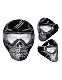 """Masque de protection integral """"Scar Phace - Diss Series"""" - SAVE PHACE"""