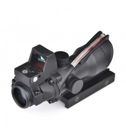 ACOG 4x32 + mini red dot noir - ELEMENT