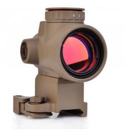 Viseur point rouge MRO Noir