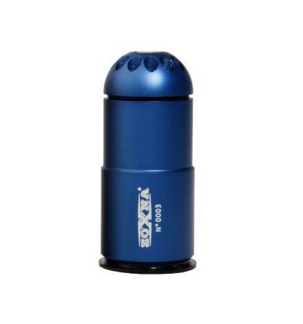 Grenade Rouge 40mm 120 billes Gaz - ZOXNA