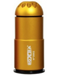 Grenade gold 40mm 120 billes Gaz - ZOXNA