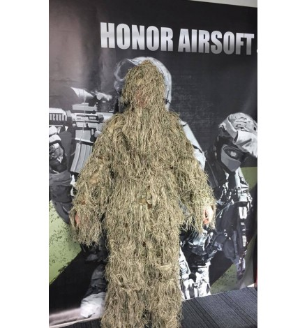 Tenue Ghillie Camouflage maple leaf