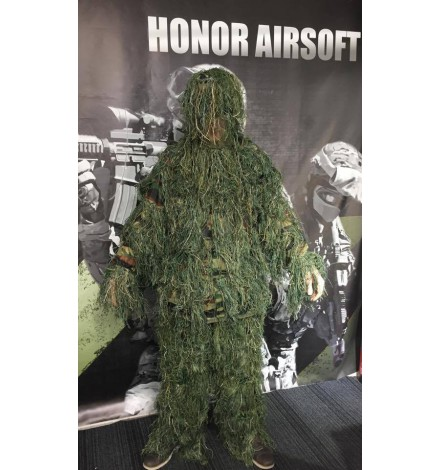 Tenue Ghillie Camouflage Desert - BIG FOOT