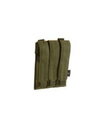 Triple poche chargeur MP5 Olive - VIPER TACTICAL