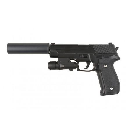 G26A spring avec laser et silencieux - GALAXY