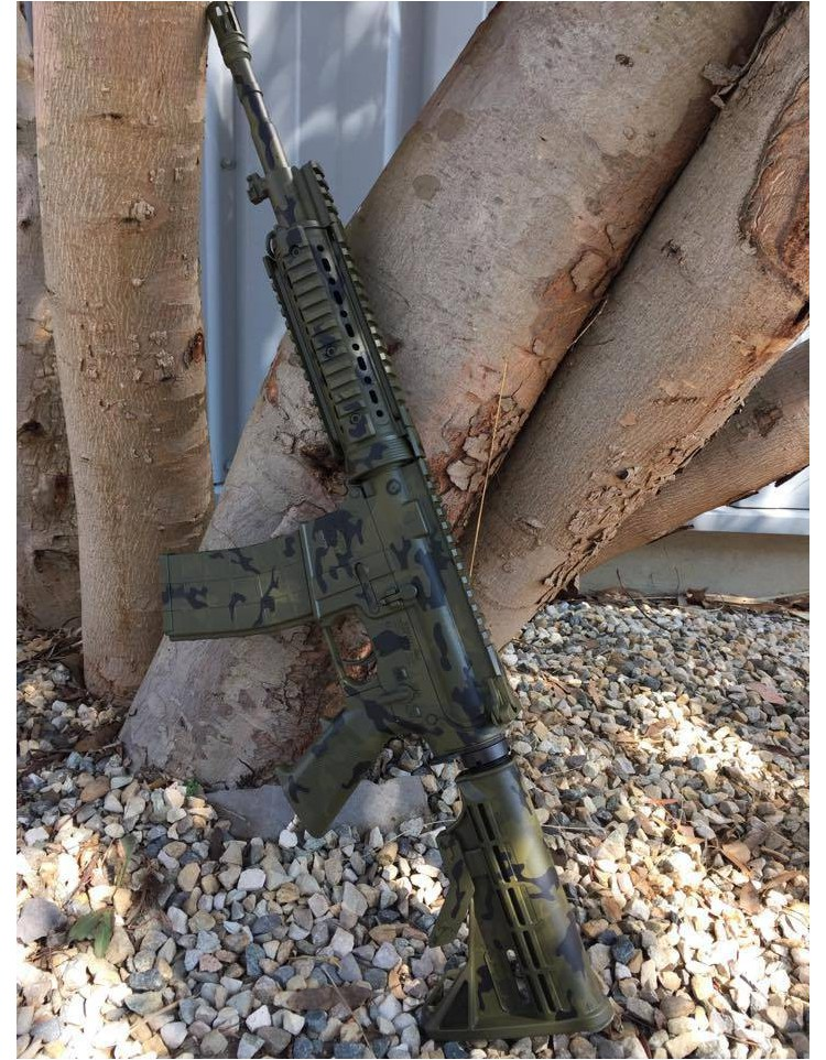 M4 Carbine TIPPMANN [ HPA ou CO2]