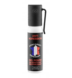 Aérosol GEL POIVRE ANTI-AGRESSION - 25 ml