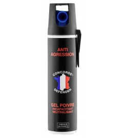 Aérosol GEL POIVRE ANTI-AGRESSION 75 ml - CONCORDE